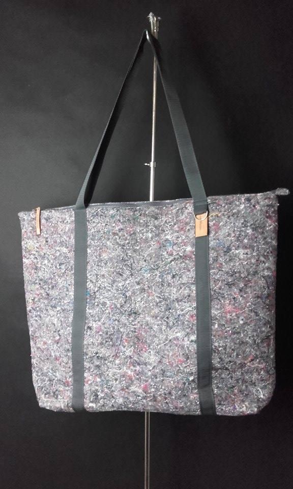 ardota duza torba z filcu