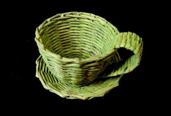 kreplina filizanka zielen